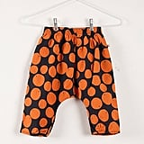 Orange Print Leggings ($46)