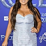 Remi Cruz at the Frozen 2 Premiere in Los Angeles