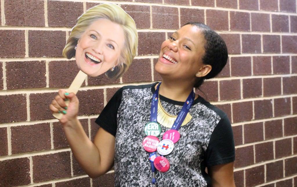 Women Who Admire Hillary Clinton
