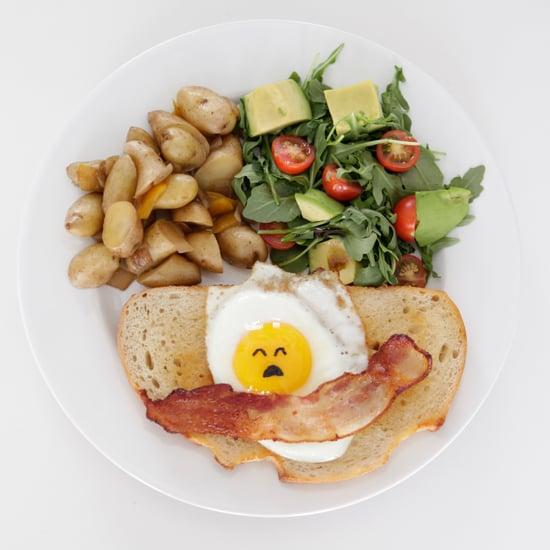 Sanrio's® Gudetama Egg Sandwich
