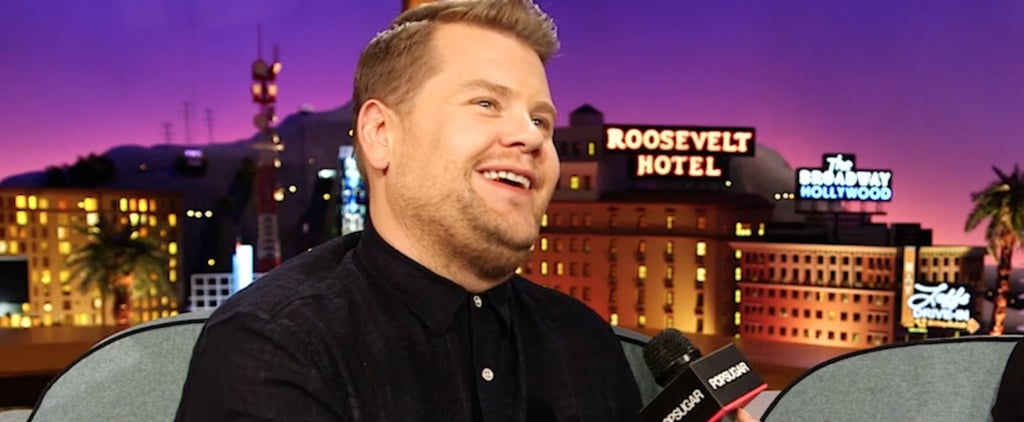 James Corden The Late Late Show Interview (Video)