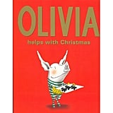 Olivia Helps With Christmas