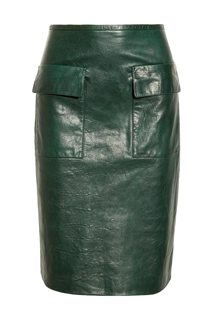 Fall Trendspotting: Ladylike Leather