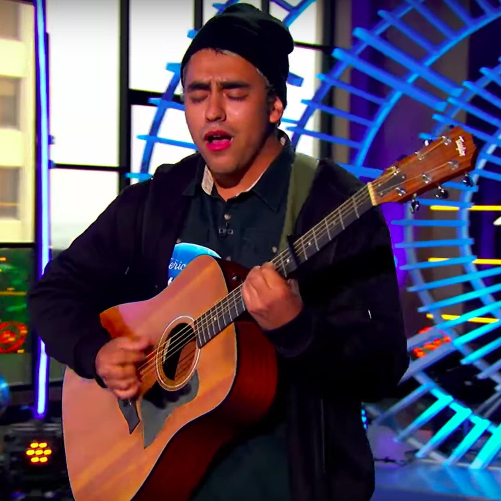 Alejandro Aranda's American Idol Audition Video | POPSUGAR Entertainment