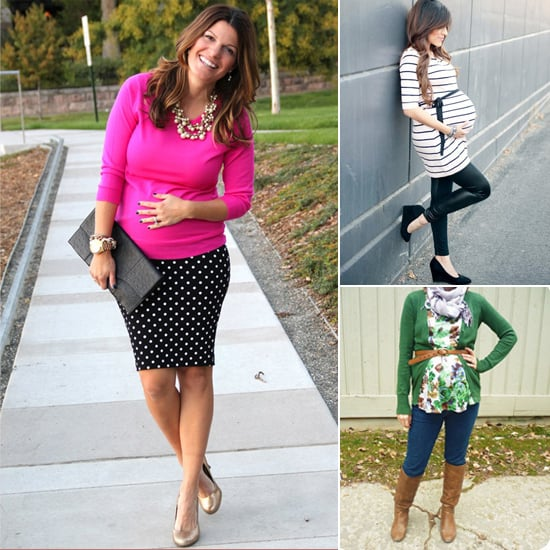 Sarah Hulbert Style's Outfit Inspiration {Maternity} Board
