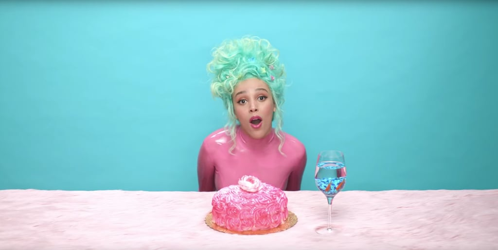 "Doja Cat's ""Go to Town"" Music Video Beauty Looks"