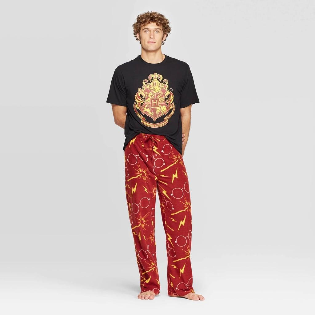 Harry Potter Gryffindor Pajama Set