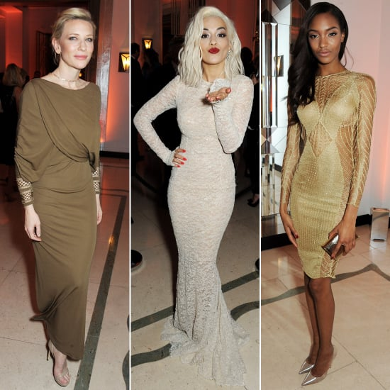 Fashion at the Harper's Bazaar Women of the Year Awards