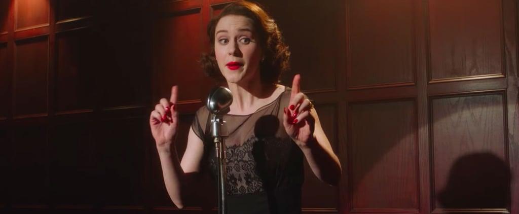 The Marvelous Mrs. Maisel Season 2 Trailer