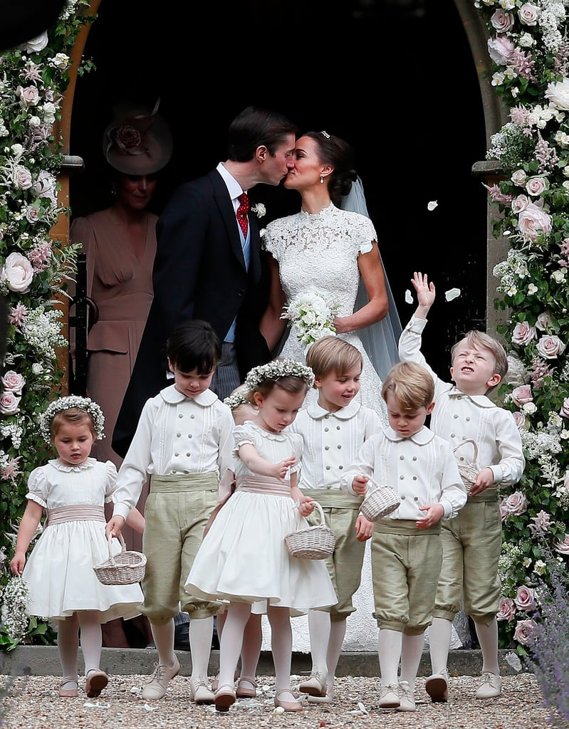 Pippa Middleton Wedding Pictures | POPSUGAR Celebrity - photo#35