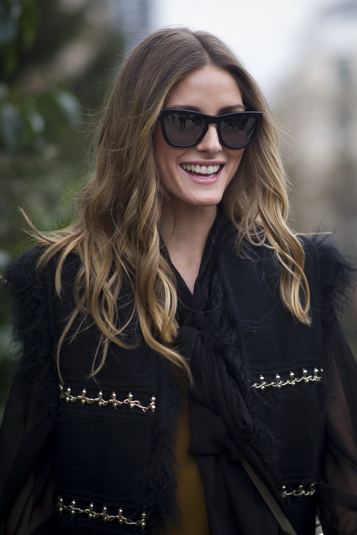 Soft Curls How To Look Like Olivia Palermo Popsugar