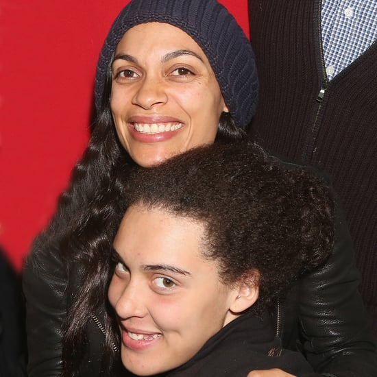 Rosario Dawson Shares Why She Adopted Her Teenage Daughter