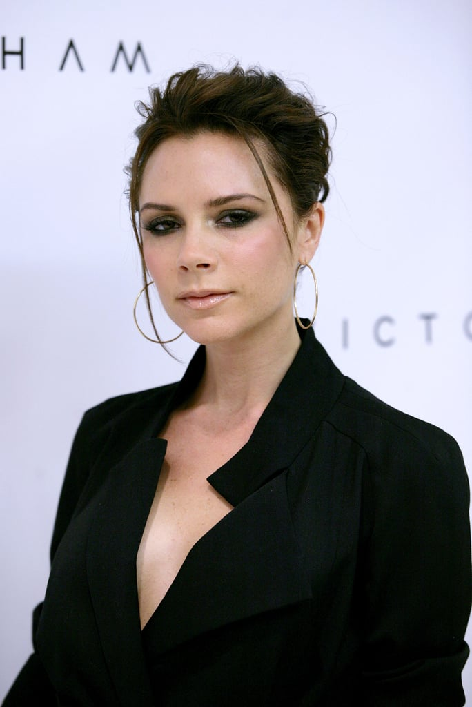 Photos of Victoria Beckham in Moscow