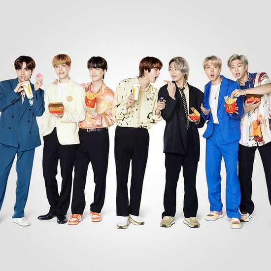 McDonald's Releases BTS Meal and New Merch Collection