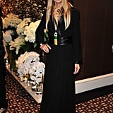 Rachel Zoe presented her new Rachel Zoe collection.