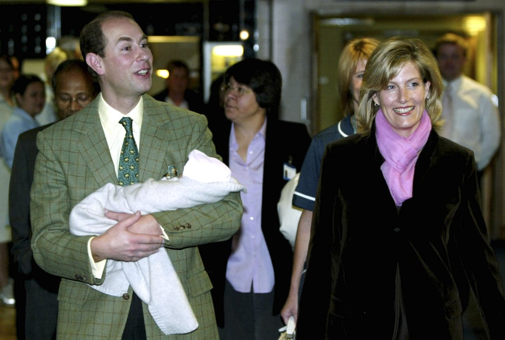 Lady Louise Windsor, Nov. 2003