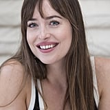 Dakota Johnson's Smile Before