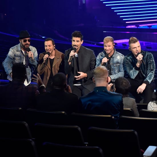 "Backstreet Boys and Pentatonix ""Winter Wonderland"" Video"