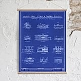 Laurel Architecture Blueprint ($25)
