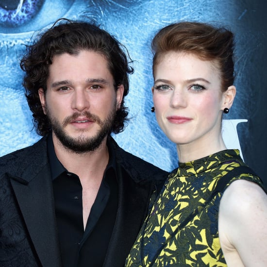 How Did Kit Harington and Rose Leslie Meet?