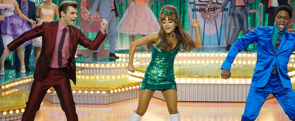 "Hairspray Live!: Ariana Grande Lets Her Hair Down For ""You Can't Stop the Beat"""