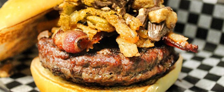 This Is Hands Down the Most Insane Burger That's Ever Existed