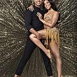 Brandon Armstrong and Tinashe