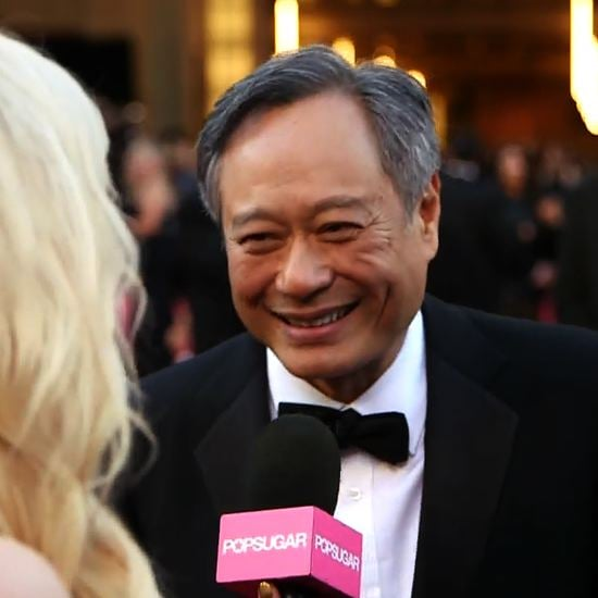Ang Lee Oscars Interview | Video