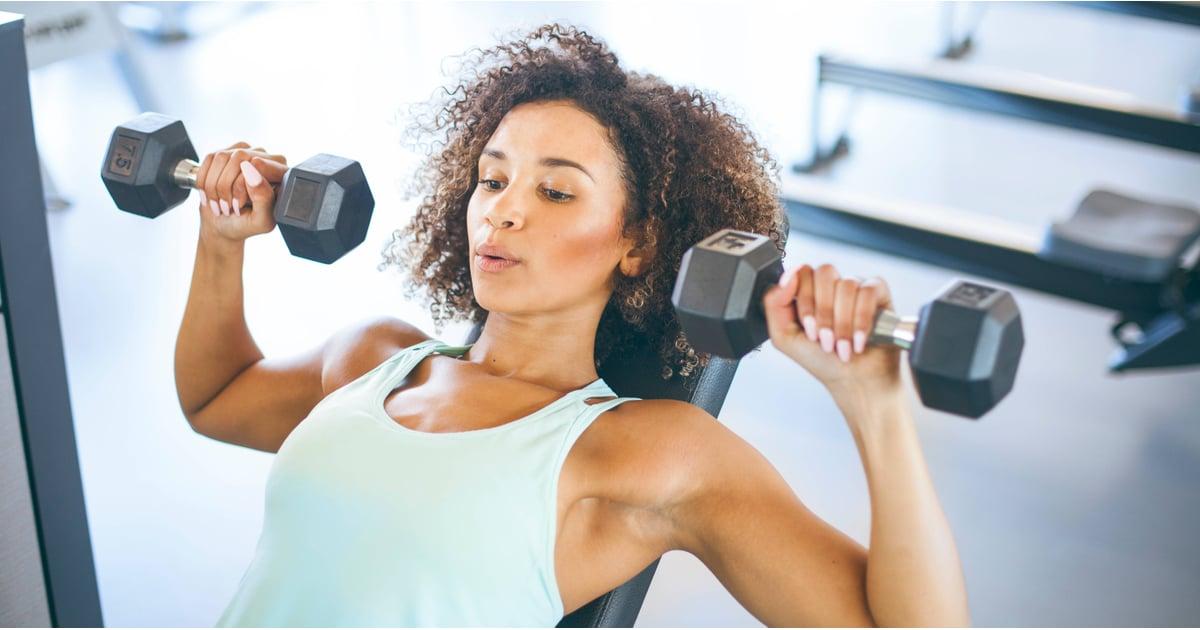 Beginner Dumbbell Exercises | POPSUGAR Fitness Australia