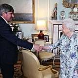 Don't Touch Royalty, Aside From a Handshake