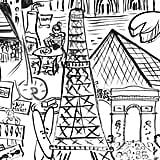 The Paris Mural