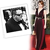 Alber Elbaz stopped to chat with us about what we can expect from the red carpet this season.