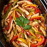 Slow-Cooker Chicken Fajitas
