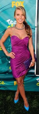 Teen Choice Awards Style: Audrina Patridge