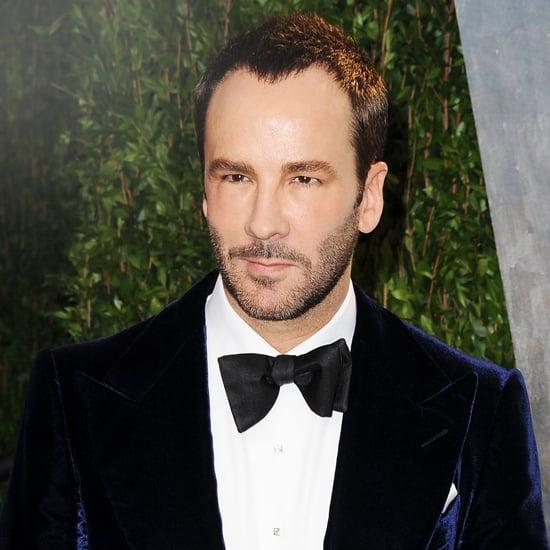 Tom Ford Fall 2012 Red Carpet Pictures