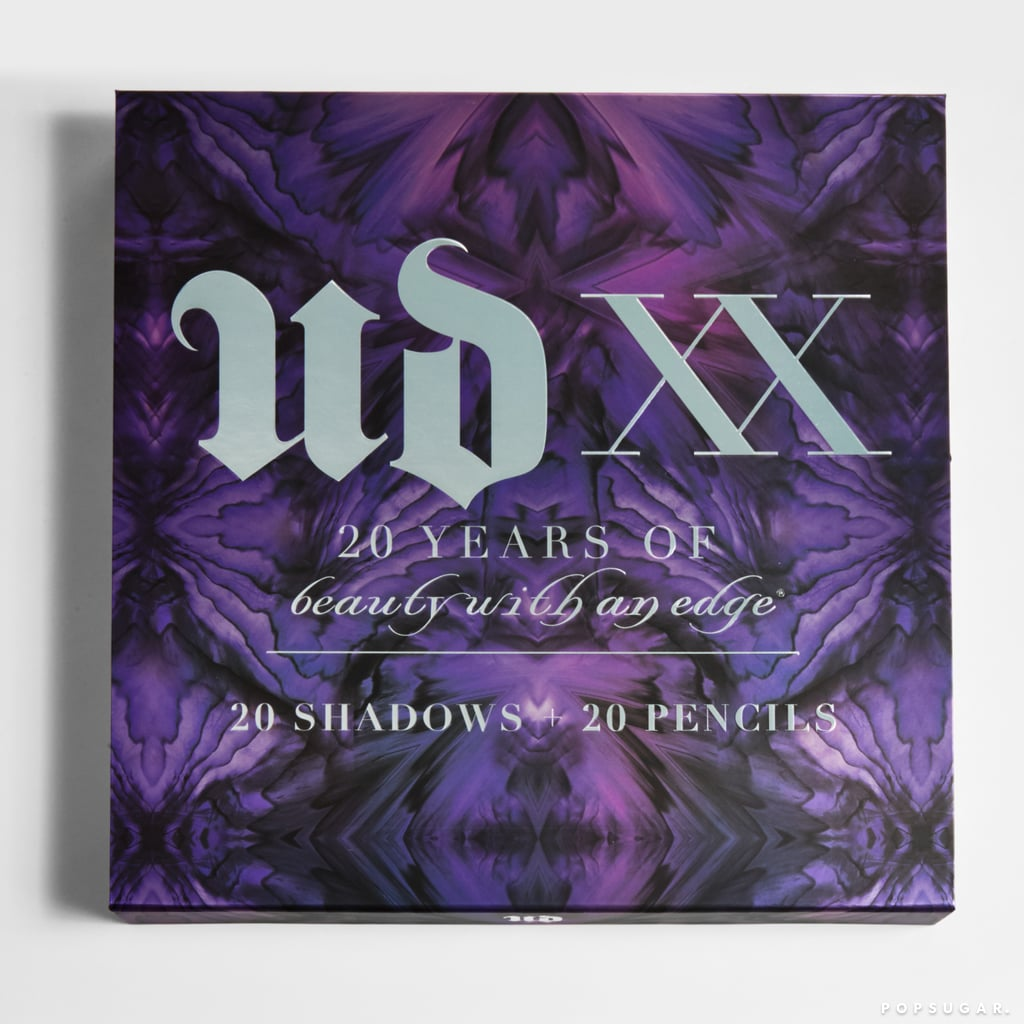 Urban Decay XX Vault Eye Shadow and Eyeliner Set Review