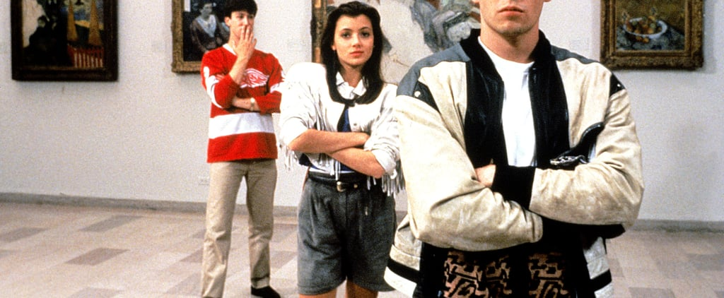 Sloane Peterson's Style in Ferris Bueller's Day Off