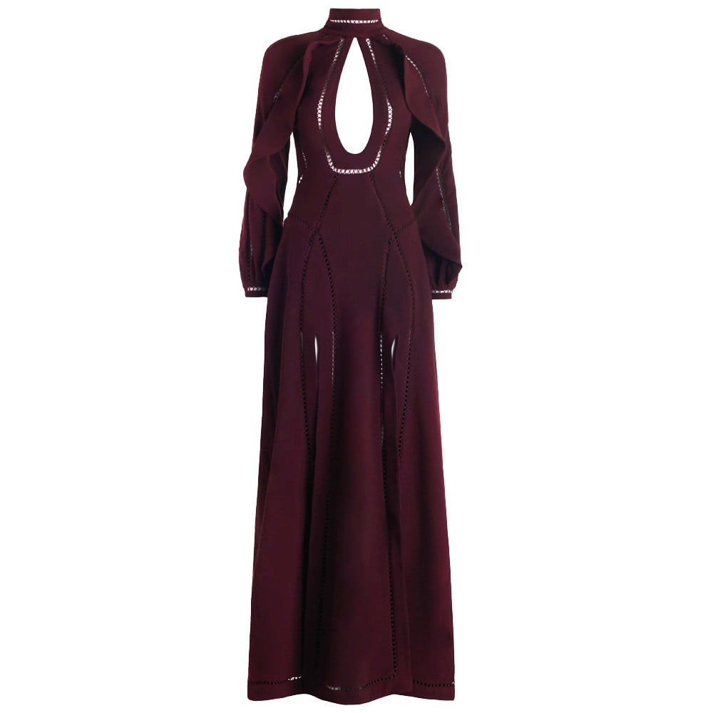 Zimmermann Rhythm Moulded Dress ($2,795)