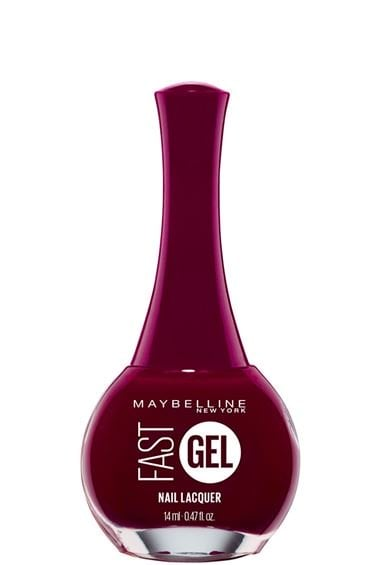2020 Nail Color Trend: Ruby Reds