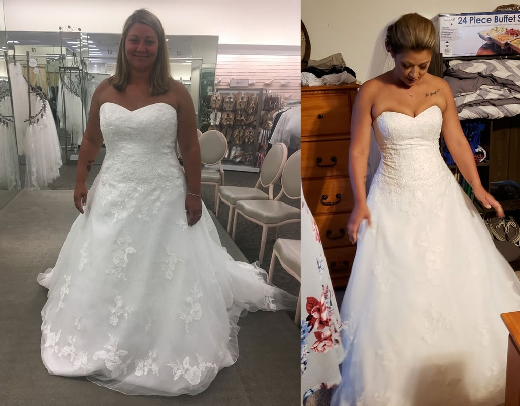 Wedding Weight Lose.Wedding Weight Loss Before And Afters Popsugar Fitness