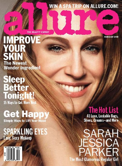 SJP Opens Up About Beauty in Allure