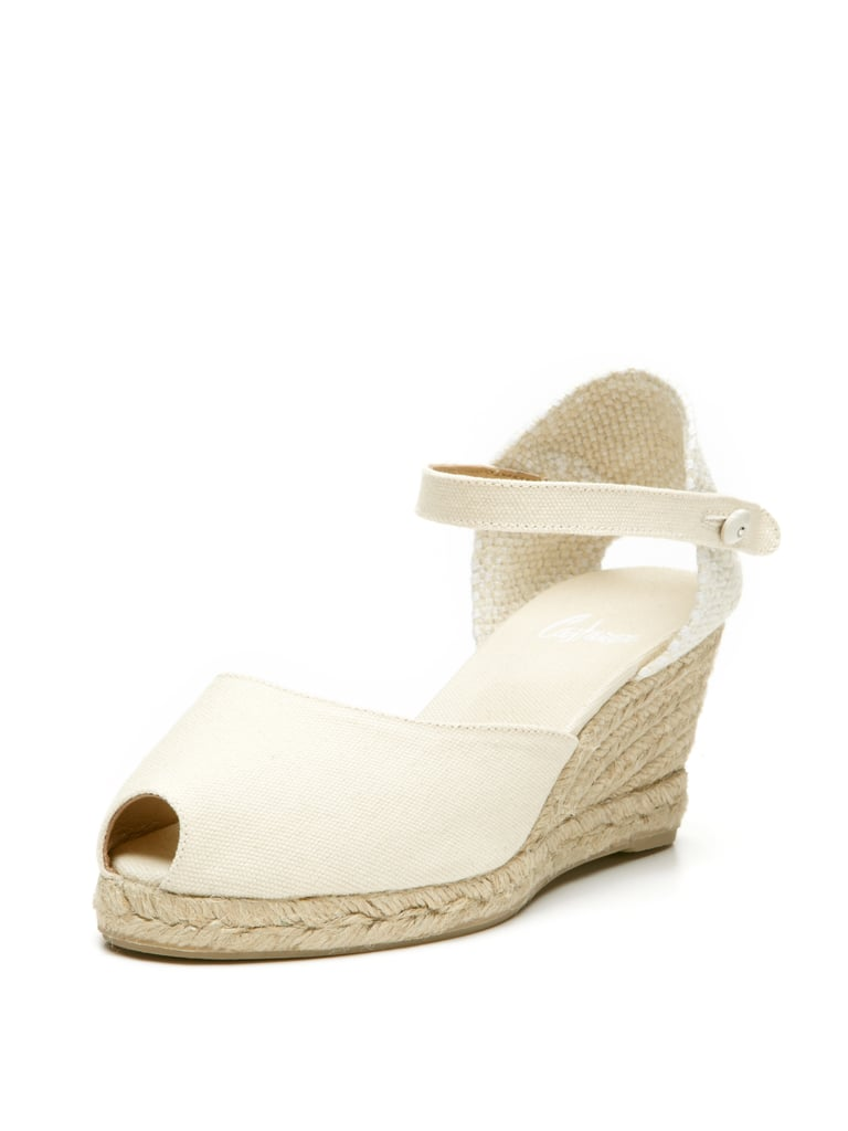 Costa wedge espadrille ($195)