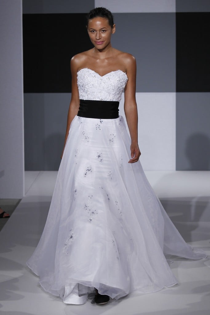 Isaac Mizrahi For Kleinfeld Bridal Spring 2013 Wedding Dresses