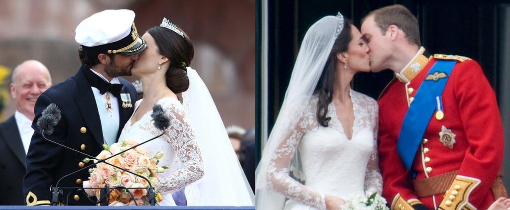 How Princess Sofia Stacks Up to the Duchess of Cambridge
