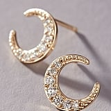 Elizabeth Stone Celeste Post Earrings