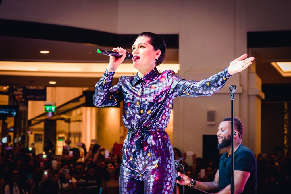 Jessie J in Dubai: Adele Was the Cool Kid at the Brit School