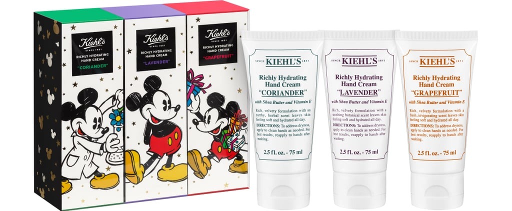 Congrats to Mickey Mouse, the New Face of Kiehl's 2017 Holiday Collection!