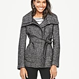 Ann Taylor Tweed Jacket