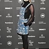 Anya Taylor-Joy at the Sundance Film Festival in 2017