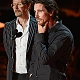 Most Surprising Emotion: Christian Bale